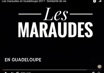 Les maraudes en Guadeloupe – 2017